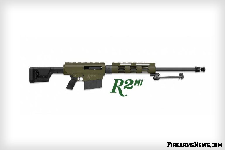 Remington R2Mi .50 BMG Bolt-Action Rifle – First Look