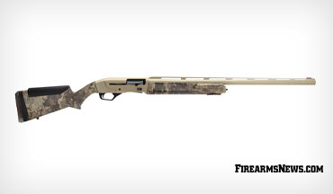Savage Arms' American-made 12 gauge RENEGAUGE shotgun is now available in TrueTimber Prairie Camouflage.