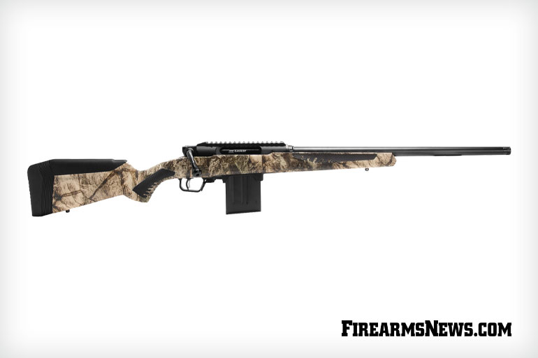 Savage Arms Impulse Straight Pull Rifle - First Look