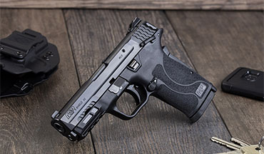 Smith & Wesson is expanding their award-winning M&P Shield EZ pistol series to include the new M&P9 Shield EZ, chambered in 9mm.