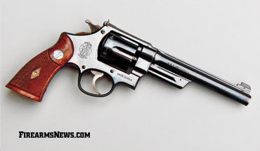 The Smith & Wesson's Registered .357 Magnum Revolver is an example of craftsmanship and customization during the Great Depression.