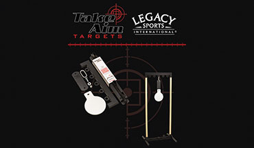 Legacy Sports International has announced they will now be distributing Take Aim Targets.