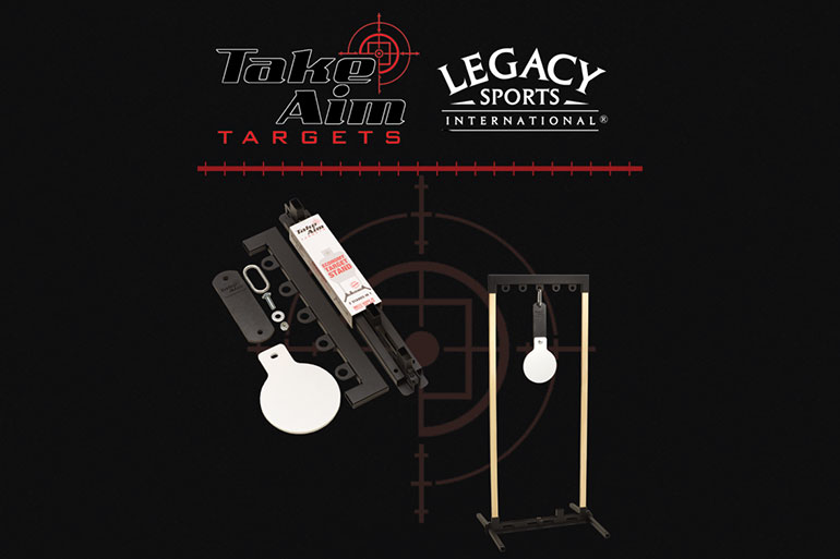 Legacy Sports Adds Take Aim Targets