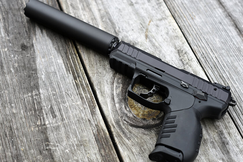 Two Bills Introduced Regarding Suppressors: One to Outlaw, Another to Deregulate