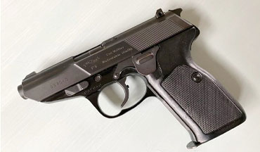 Evolving the P.38 into a modern fighting pistol: the Walther P5.