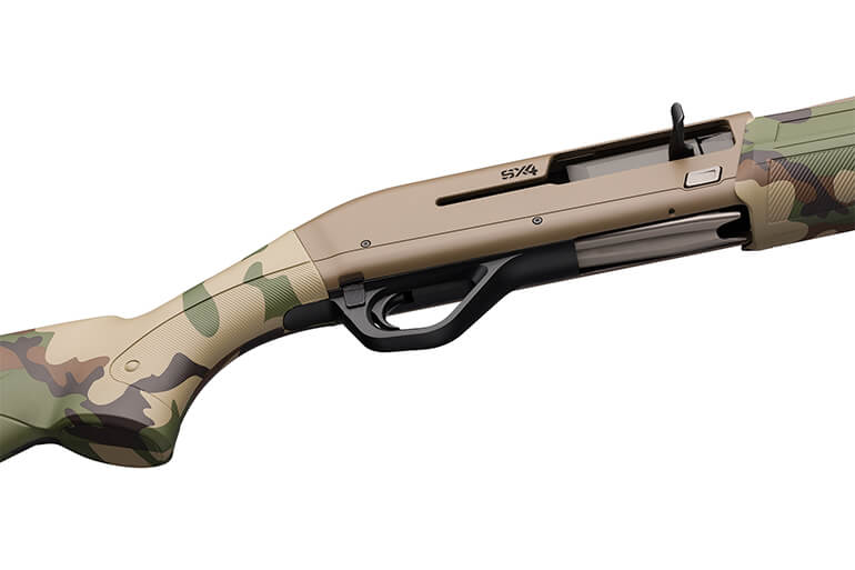 Winchester SX4 Hybrid Hunter Woodland Shotgun