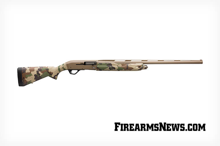 First Look – Winchester SX4 Hybrid Hunter Woodland Shotgun