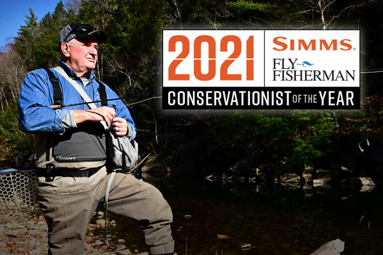2021 Conservationist of the Year