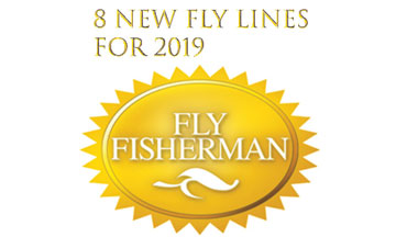 Here's a look at 8 new fly lines for 2019.