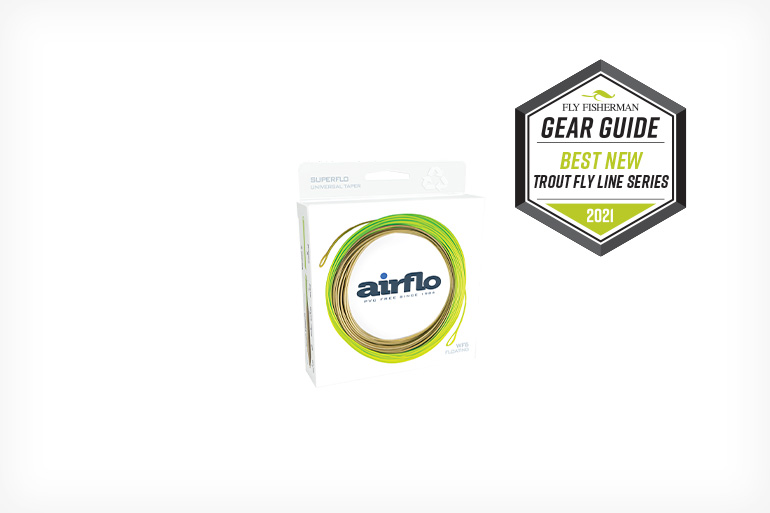 Airflo has three new SuperFlo lines that are specifically designed for U.S. trout anglers.