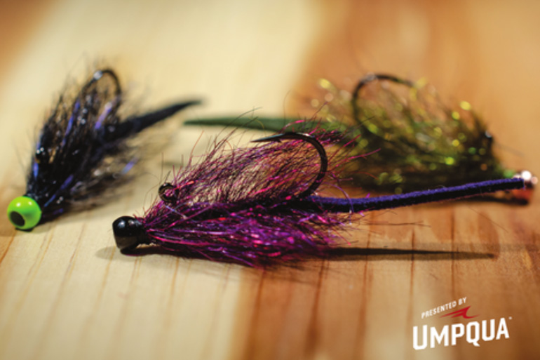 The Balanced Leather Leech excels in windy, choppy conditions.
