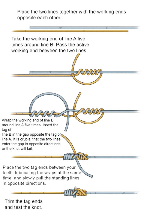 Line how to put a hook a on fishing 4 Ways