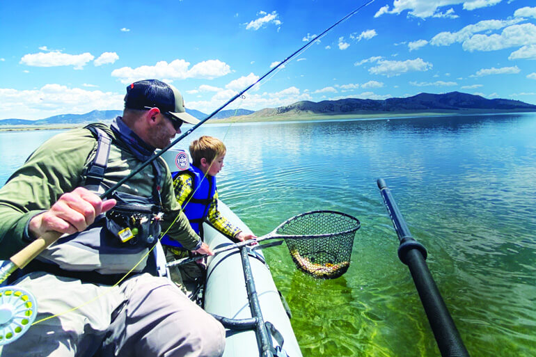 The Best Landing Nets to Safely Release Fish