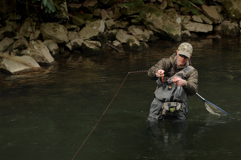 30 Tight Line Euro Fly Fishing Leader