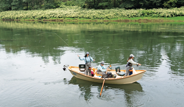Drift boats help you search through miles of river quickly and effectively. Here's the top models on the market today.