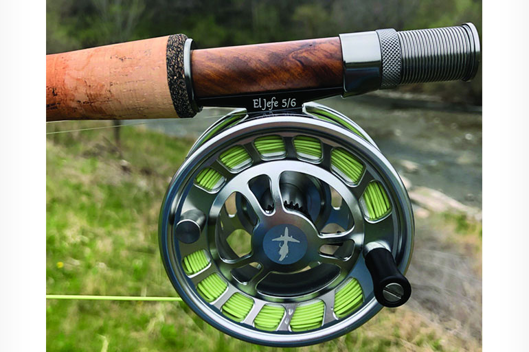 Pescador on the Fly El Jefe Packable Fly Rod Combo