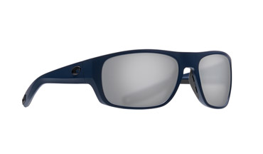 The Costa Del Mar Tico frames offer a comfortable wrap and wide chiseled temples.
