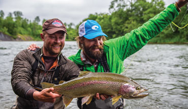 There might not be a wilder place to chase native trout than the Kamchatka Peninsula.