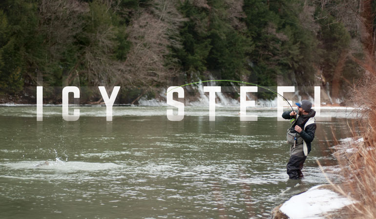Guide Strategies for Great Lakes Winter Steelhead