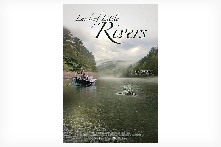 This movie is a Polaroid snapshot of an exact moment in an important fly-fishing culture.
