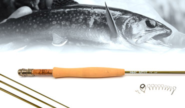 The MHX Native fly rod kits were developed for those who want to build a fly rod using some of the best components available.