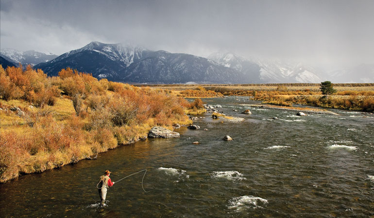 Is the Madison River Being Overused?