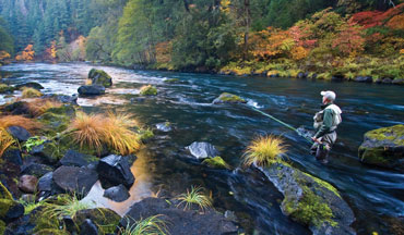 Reauthorized Act Creates New Wild & Scenic Rivers, Protects the Yellowstone, and Creates Umpqua Steelhead Sanctuary.