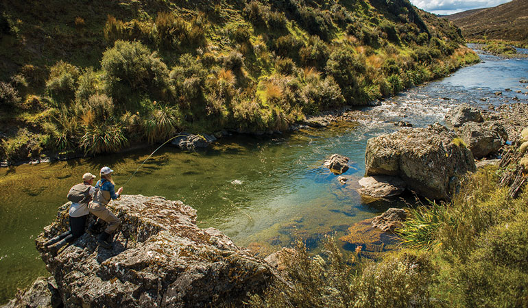 Reading the Water: 12 Locations That Hold Trout & Bass
