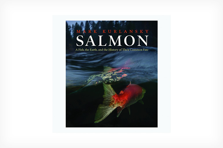 Salmon is rich in details, and a love story by one of the world's foremost journalists.