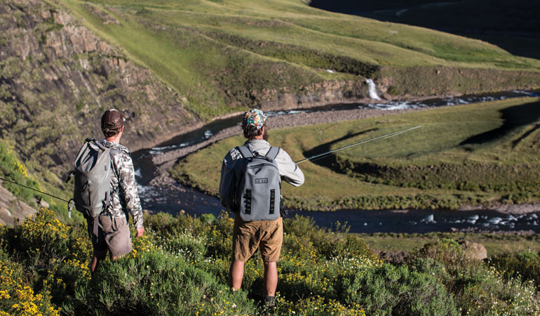 Africa's Highlands: Sight Fishing in the Tiny Kingdom of Lesotho