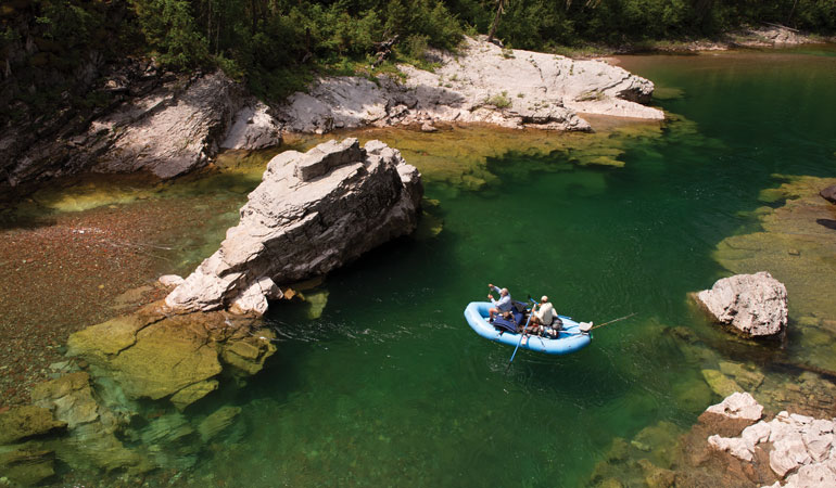 The Bob: Remote Wilderness Fishing on the South Fork of the Flathead