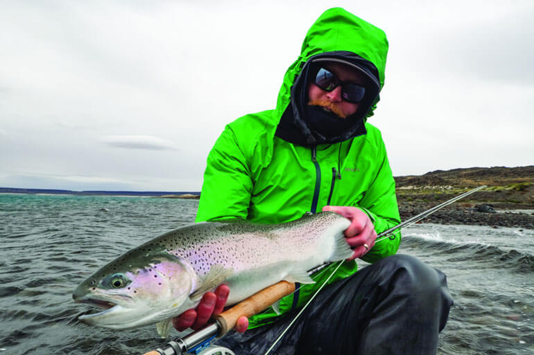 Here are some of the best places to look for trout in stillwaters.
