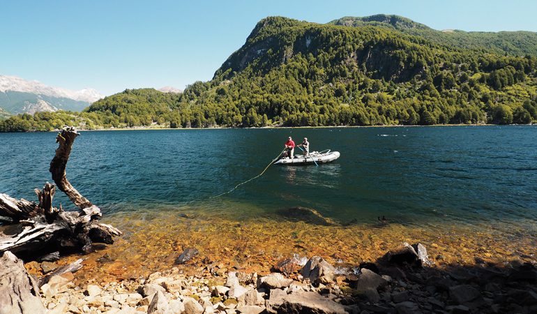 The top eight spots for lakes, ponds, and reservoirs.