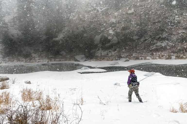 Temps for Trout: How to Catch Fish that Behave Hot n Cold