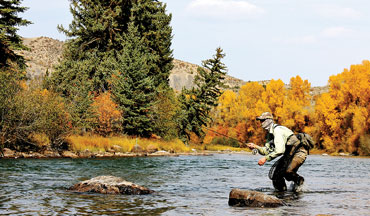 Four of the top fly-fishing anglers in the country showcase their norm-challenging techniques.