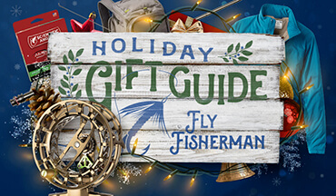 Here are the top picks for the 2020 Holiday Gift Guide for the fly angler on your list.