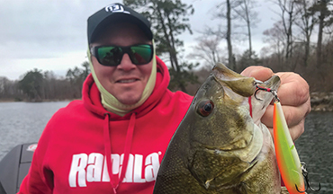 Five top spots for hot smallmouth action this autumn.