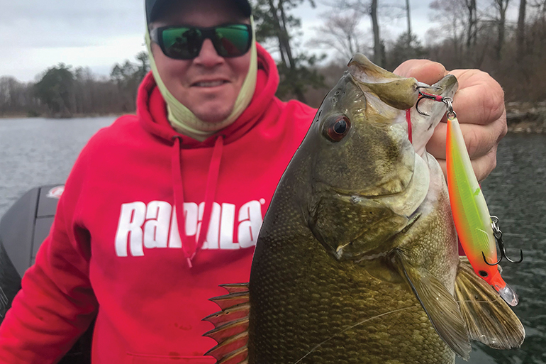 5 Favorite Fall Hot Spots for Smallmouths