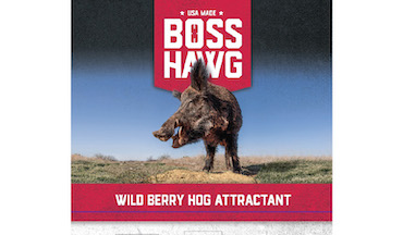 Fast and easy: Boss Hawg Wild Berry is irresistible.