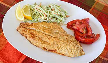 This fried catfish recipe is an easy-to-make southern delicacy.