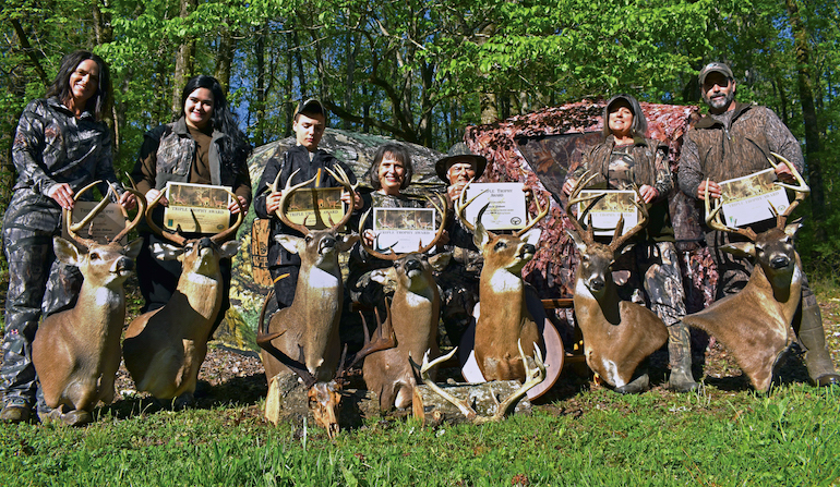 This Saline County, Ark., family has quite the history of taking bucks with a variety of weapons. Here's how they do it.