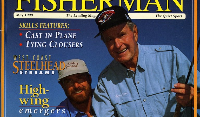 On this National Day of Mourning after the passing of George Herbert Walker Bush, the 41st President of the United States, sportsmen look back at his outdoors legacy.