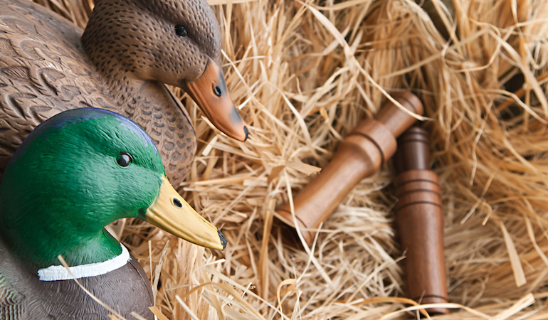 There are many ways of attracting waterfowl with decoys: Bring more species into range by adapting your spread to the conditions.