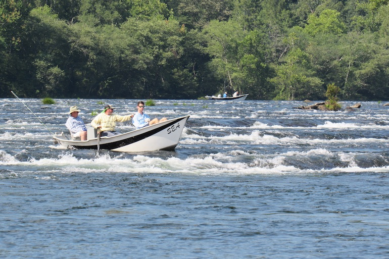 Hiwassee River Double-Header