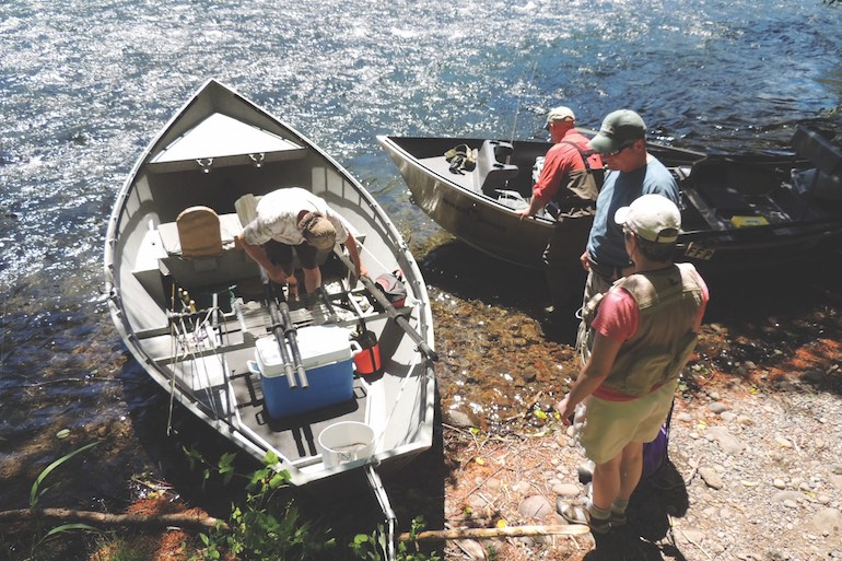 Fishing Destination: Meet the McKenzie River