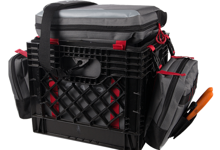 Replace Kayak Milk Crate With Soft Crate
