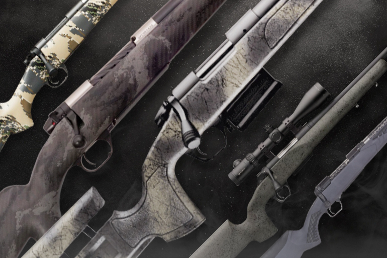 SHOT Show 2020: Whether it's hunting Rocky Mt. elk or Southern whitetails, here are 10 great new guns.