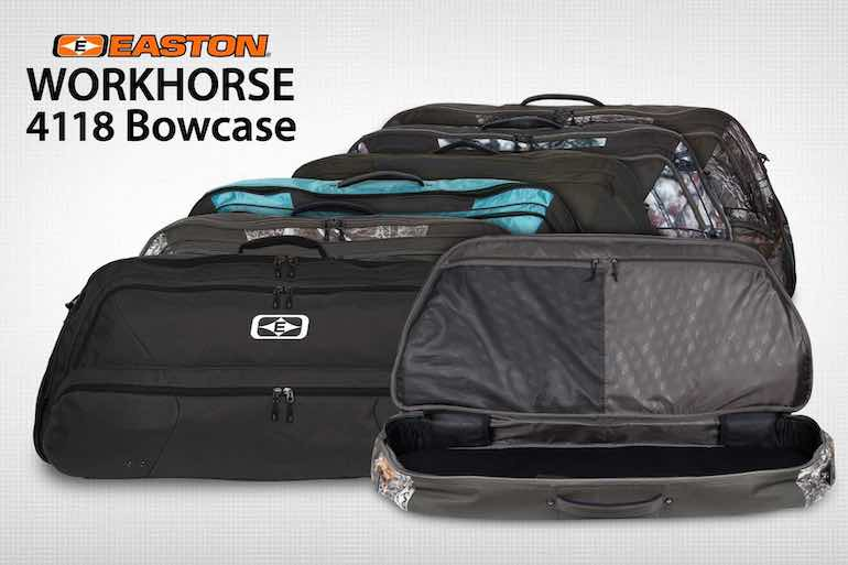 Easton Workhorse Bow Case Features