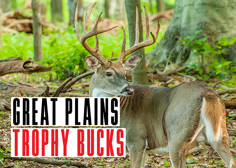 Every deer season, Great Plains hunters take some awesome bucks. Here are the stories behind three from last season.