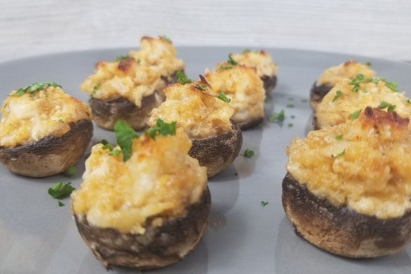 <p>This recipe makes a great appetizer or side dish to go along with your favorite steak.</p>